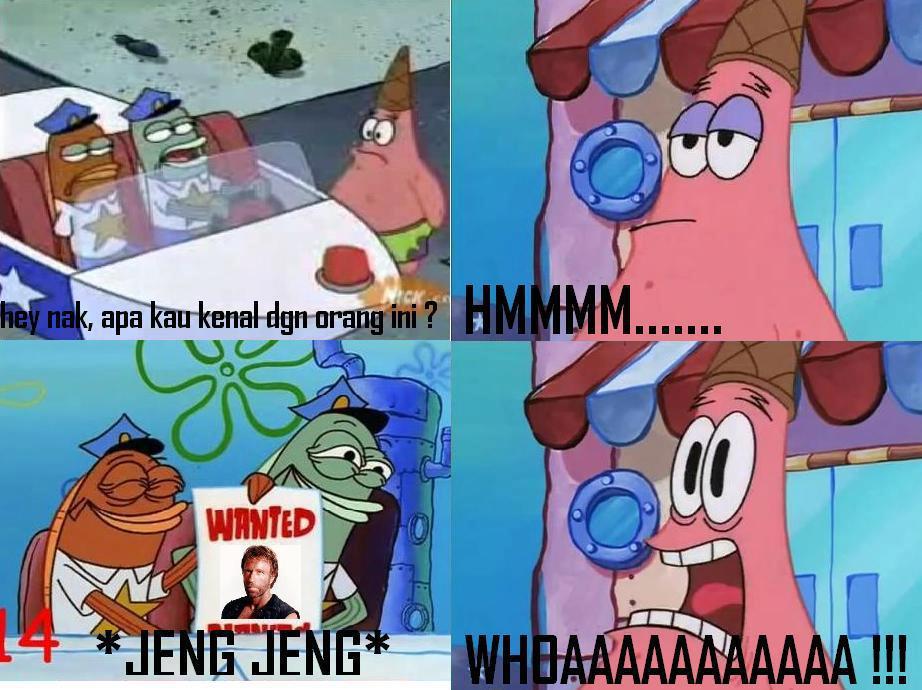 The Funny Meme Spongebob Squarepants Html Image Caption Komik Lucu