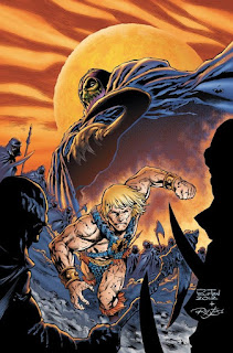 "Reseña de ""He-Man y los Masters del Universo"" vol.1 de DC Comics."