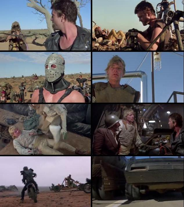 Mad Max 2 The Road Warrior 1981 Dual Audio 480p BRRip