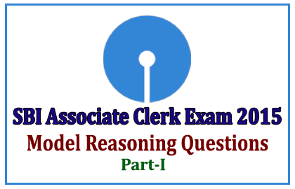 SBI Associate Clerk Exam 2015
