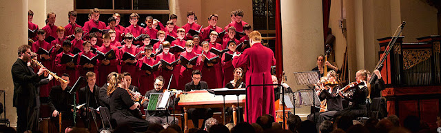 Scott Price and the Schola Cantorum of The Cardinal Vaughan Memorial School (at St John's Smith Square with Spiritato)