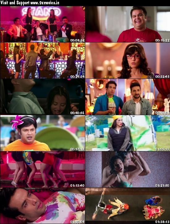 Mastizaade 2016 Hindi 720p HDRip 1GB