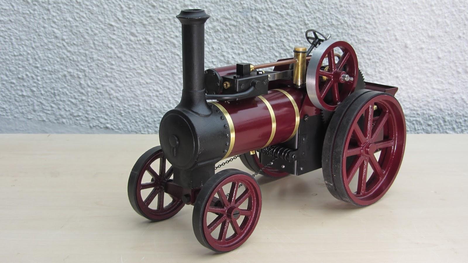 myfordboy blog and online resources: The Myfordboy Traction Engine