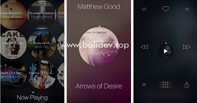Listen: The Gesture Music Player