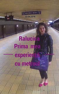 Prima mea experiență cu metroul