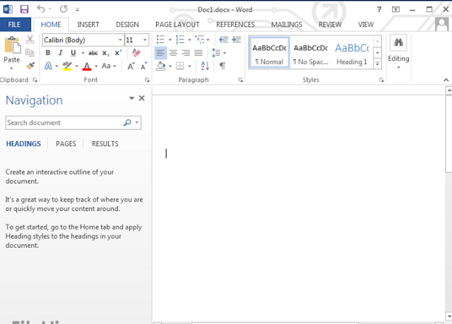 Microsoft Office Professional Plus 2013 free download full version with serial key