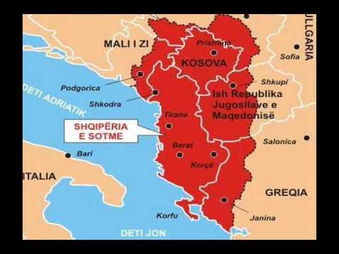 DW: Καθώς επανέρχεται το «φάντασμα» της «Μεγάλης Αλβανίας»