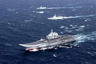 Parade Militer, China Akan Pamer Kapal Induk dan 39 Pesawat Tempur