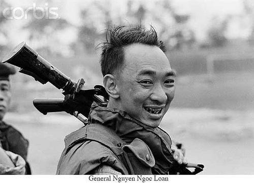 歷史重温 - 話當年: General Nguyen Ngoc Loan