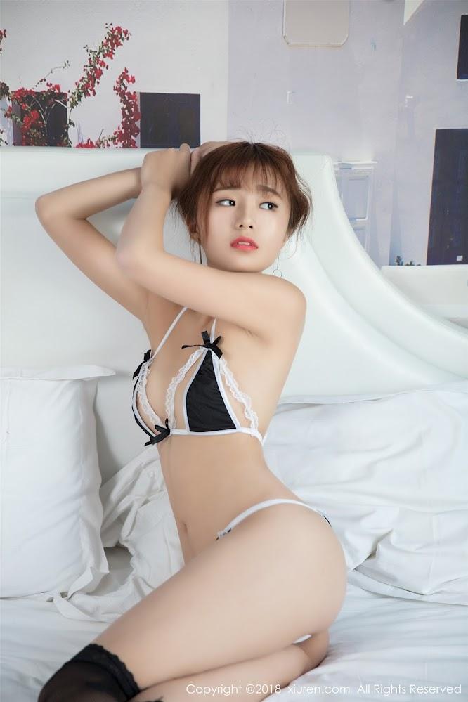 xr_901.rar.0004 [XiuRen] 2018.01.17 No.901 cangjingyouxiang xiuren 06050