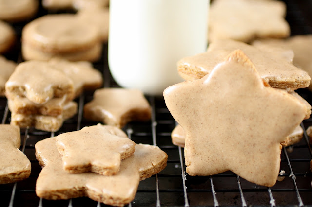 Brown Butter Spice Cutout Cookies