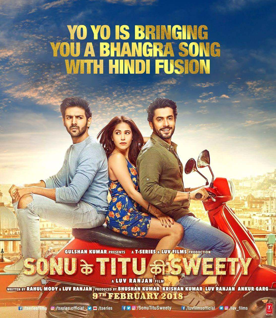 Sonu Ke Titu Ki Sweety (2018) Hindi 720p BluRay 1.2GB Download