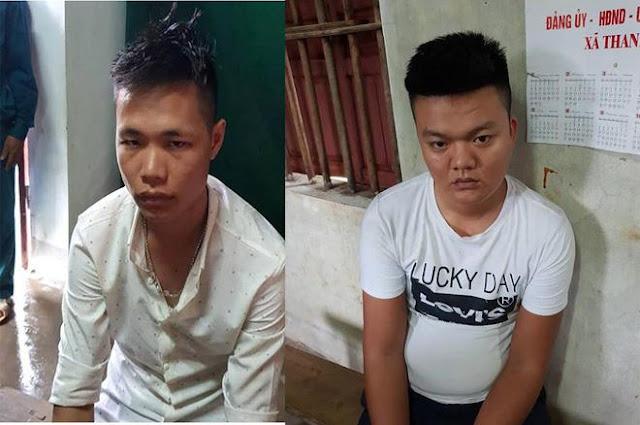 2 đối tượng trong nhóm lừa đảo bị bắt giữ để làm rõ