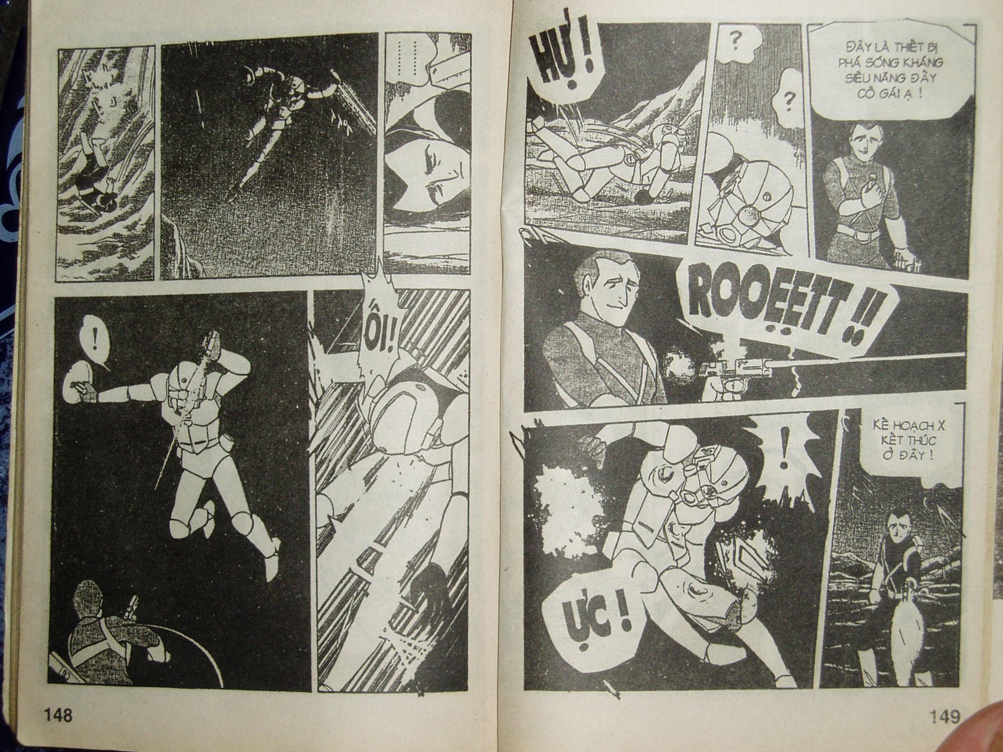 Siêu nhân Locke vol 16 trang 72