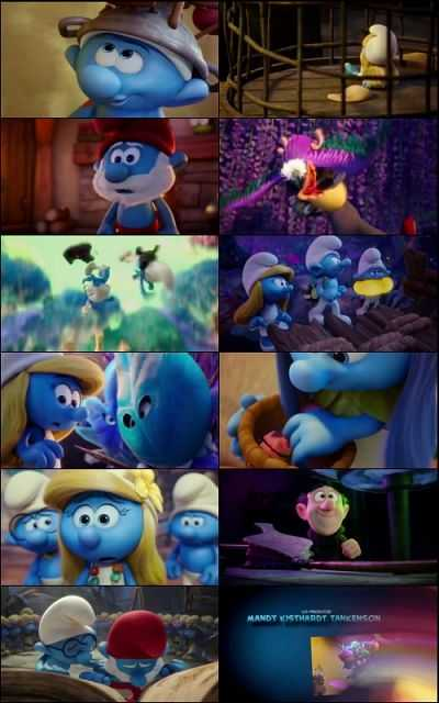 Smurfs 3 (2017) 300mb Movies Download