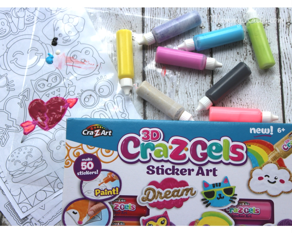 Giveaway Summer Crafts with Cra-Z-Art - Mommy Katie