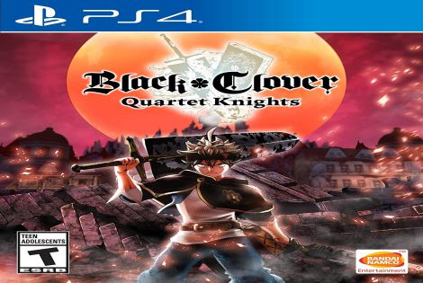 Download Black Cover Quartet Knights Game For PC