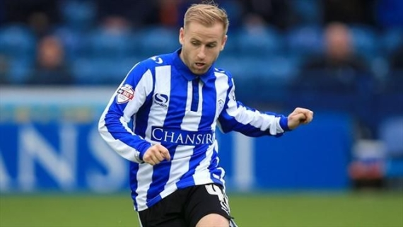 Sheffield Wednesday's left-footed playmaker, Barry Bannan