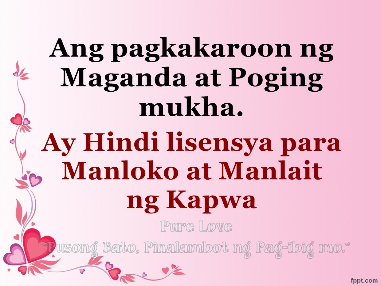 """Pure Love Quotes Pure Love """"pusong Bato Pinalambot Ng Pagibig Mo."""" Pure Love"""