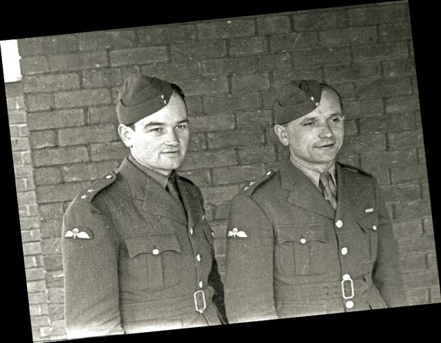 Jozef Gabčík and Jan Kubiš, who parachute into Occupied Europe on 28 December 1941 worldwartwo.filminspector.com