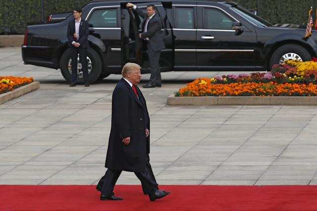 Trump optimistic on trade