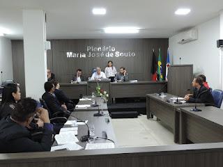 Câmara de Cuité aprova fim da reeleição para mandato na Mesa Diretora