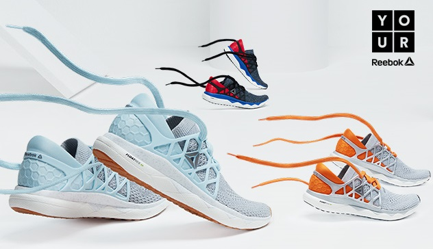 Your Reebok Sneakers
