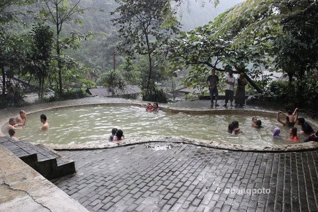 foto pemandian air panas ciparay bogor
