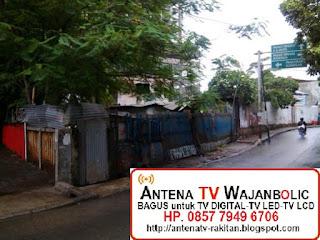 Jual ANTENA TV WAJANBOLIC Mampang Prapatan Jakarta Selatan