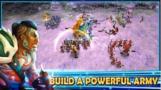 Wartide Heroes Of Atlantis MOD APK