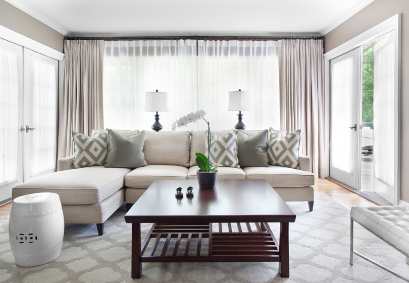 Designing Home: 10 Tips For Decorating A Small Living Room