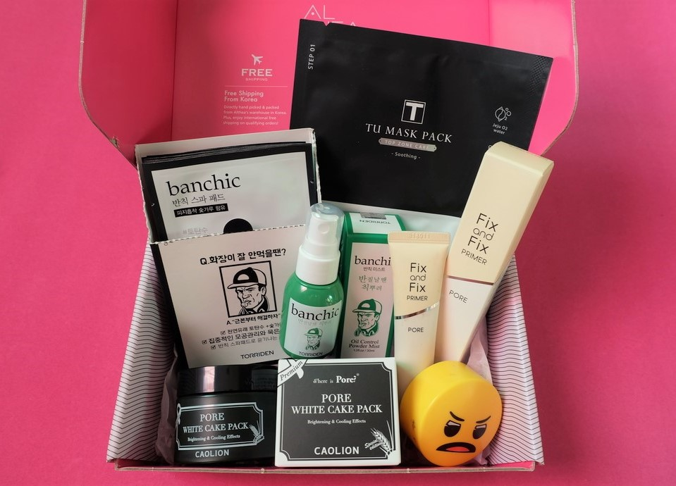 Trendy Box # 8: Where Is Pore?