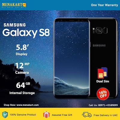 Samsung Galaxy S8, Smartphone 4G