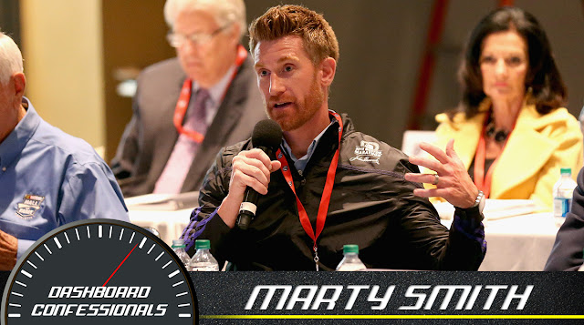 ESPN's Marty Smith talks about NASCAR, racing in Virginia