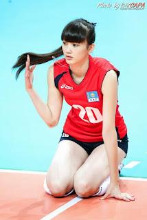 foto pemain voli cantik sabina | liataja.com