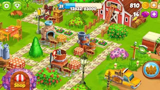 Game Pertanian dan Peternakan di Android
