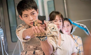 sinopsis descendants of the sun lengkap