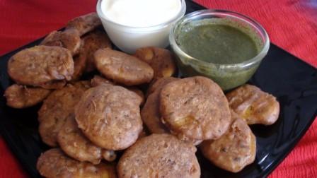 ब्रत वाली कच्चे आलू की कुटू पकौड़ी रेसिपी | Vrat Pakodi Recipe in Hindi