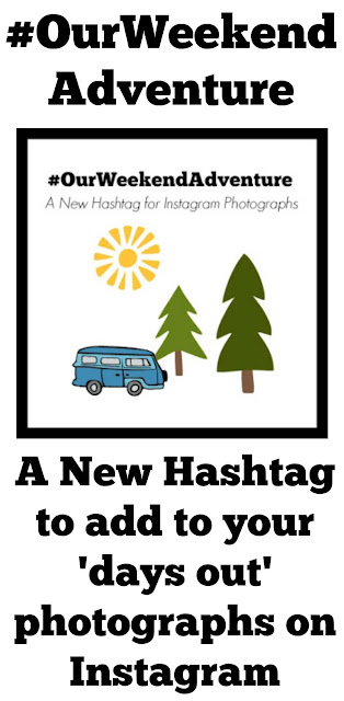 #OurWeekendAdventure - A New Instagram Hashtag Community for your 'days out' photograph. Everyone can use this including lifestyle, parent and travel bloggers