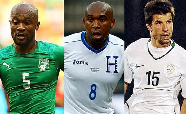 3 Kandidat Marquee Player Semen Padang Eks Spurs Timnas Pantai Gading