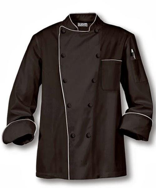 CHEF AND BARTENDER Seragam KOKI Chef Uniform