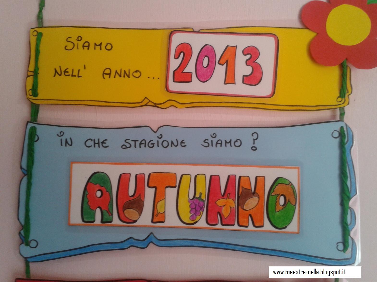 Famoso maestra Nella: Il calendario HU95
