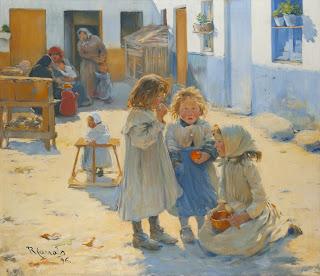 La cria, de Ricard Canals, obra maestra de la pintura catalana