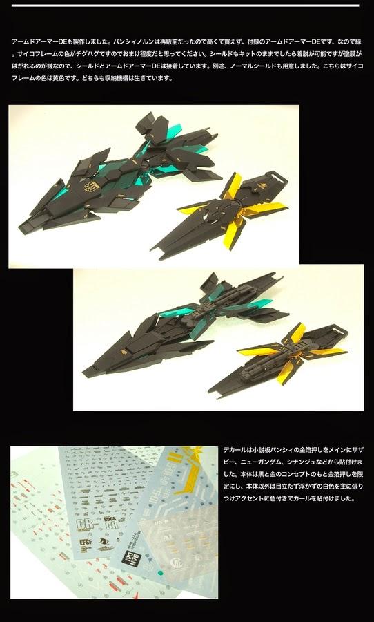 Custom Build: MG 1/100