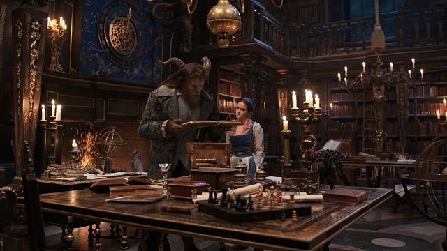Fotograma de la película: La Bella y la Bestia (Beauty and the Beast) (2017)