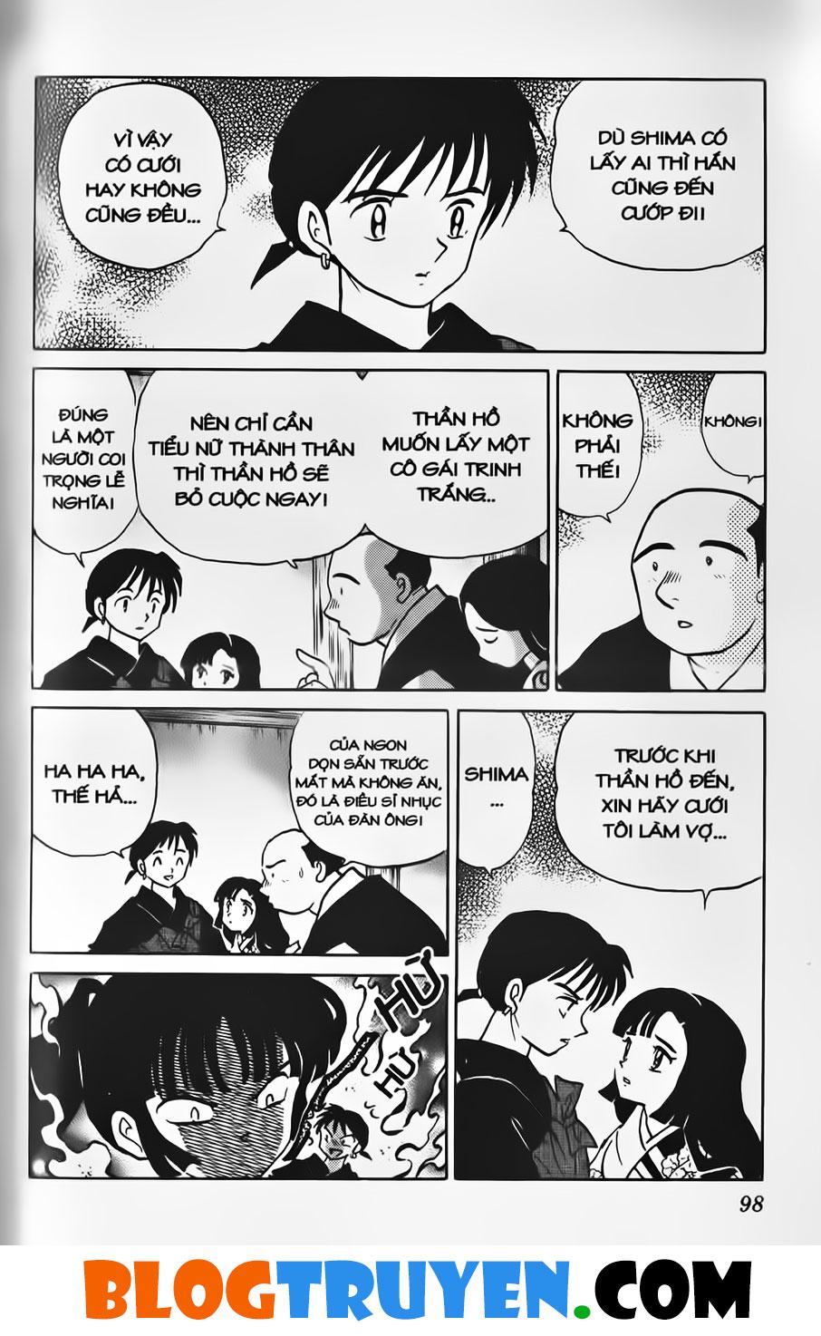 Inuyasha vol 35.6 trang 5
