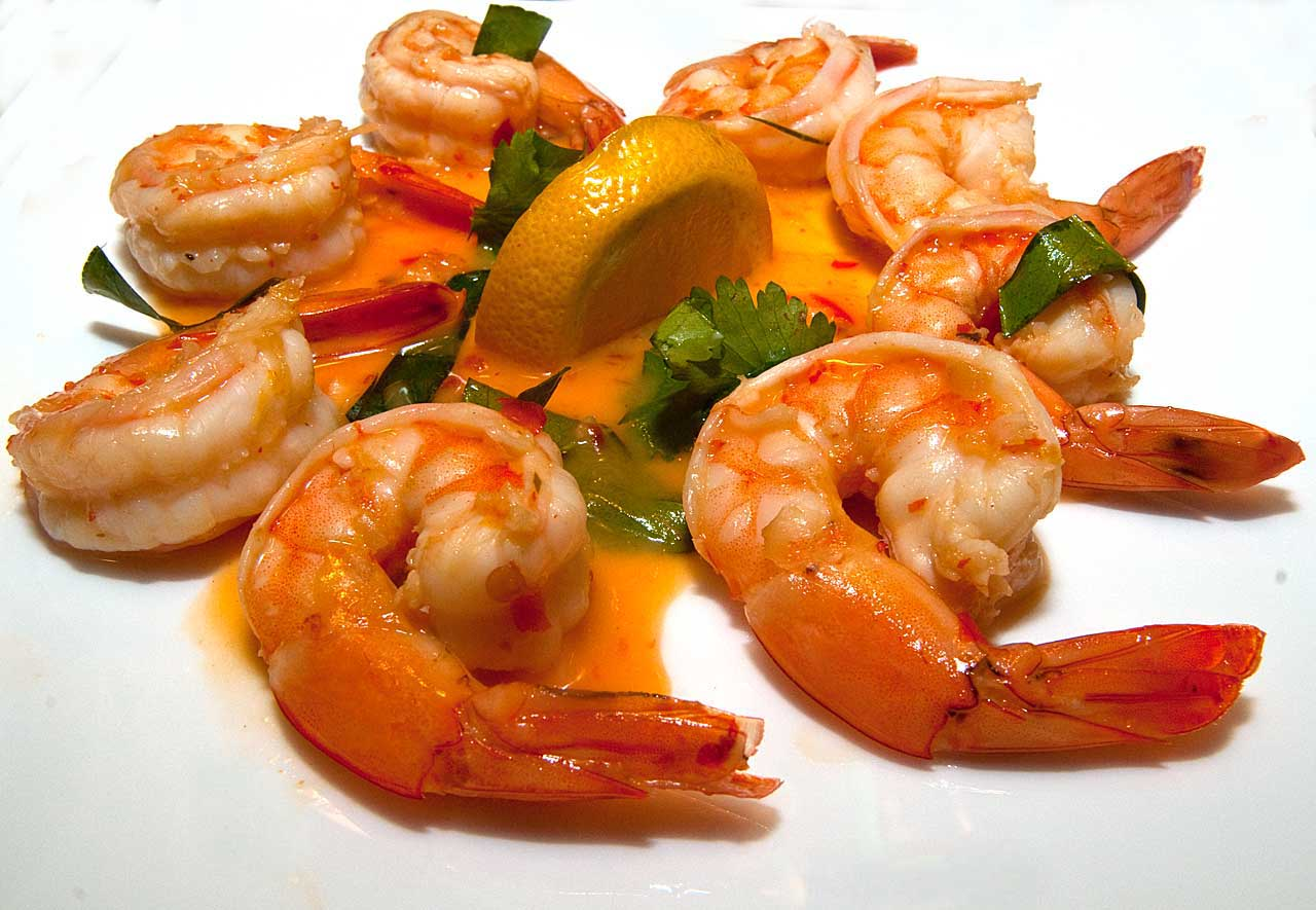 Delicious Freshwater Shrimp Taste and Quality - Fresh Water