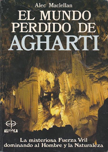 El Mundo Perdido de Agharti de Alec Maclellan