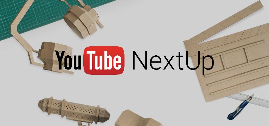 مسابقة Youtube NextUp