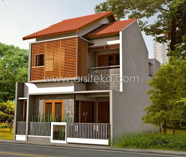 gambar rumah model terbaru